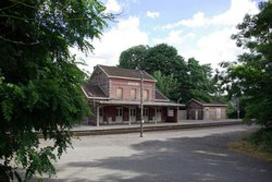 la gare SNCB