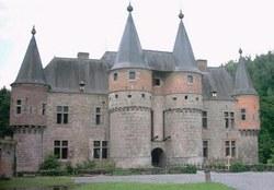 le chateau feodal